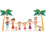 ハワイ旅行と三世代家族