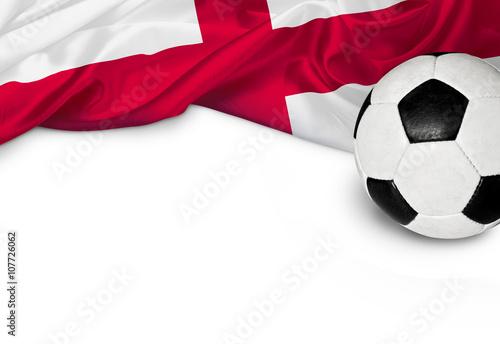 Poster Fußballnation England