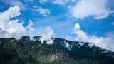 Time lapse high mountain landscape. Spiti Valley, Himachal Pradesh, India