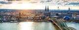 Fototapety Köln Panorama