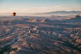 Ballons over Cappadocia. - 107821606