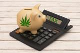 Taxing the sale of marijuana - 107837058