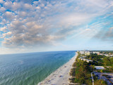 Naples coastline, Florida