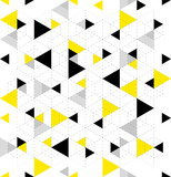 Geometric Pattern Background - 107894285