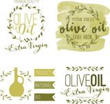Olio d'Oliva extra vergine, banner - 107914464
