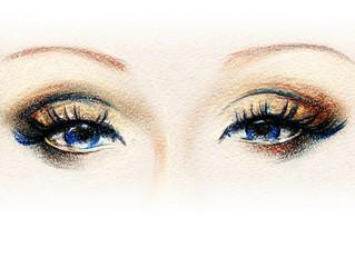 eye. makeup © Anna Ismagilova