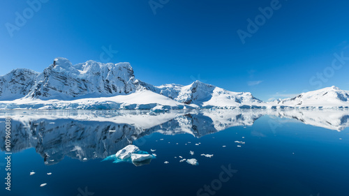 Foto op Plexiglas Antarctica Snow and ices of the Antarctic islands