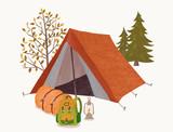 アウトドアキャンプセット