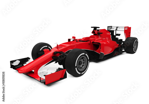 Tuinposter F1 Formula One Race Car
