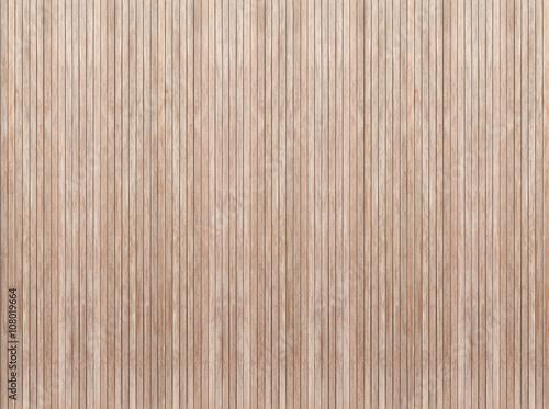 Plexiglas Bamboe panneau de lamelles de bois