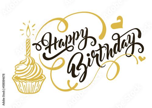 Happy Birthday, Vector