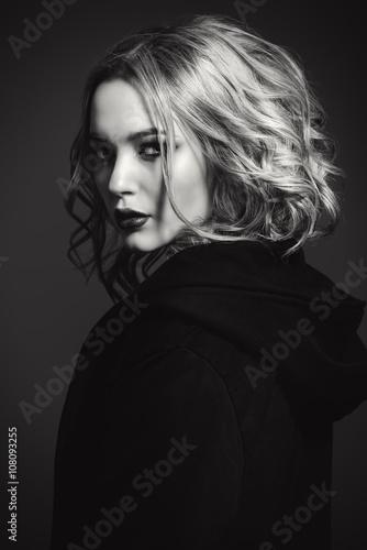 gothic girl © Andrey Kiselev