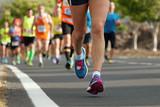 Marathon runners - 108114612