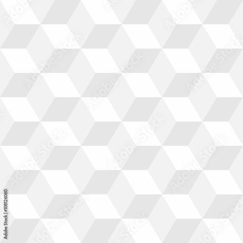 Fototapeta White texture - seamless vector background
