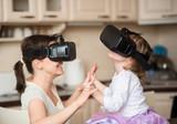 Virtual reality is fun in two