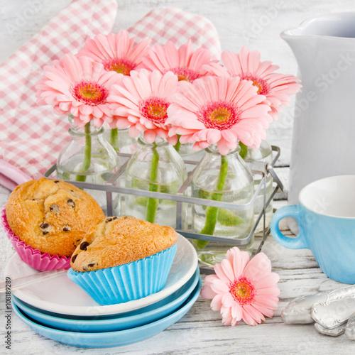 Muffins und dekoration poster sold at europosters - Dekoration muffins ...
