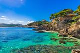 Fototapety Spain Majorca Seaside of Cala Ratjada