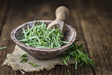 Portion of fresh Rosemary - 108235230