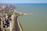 Lac michigan Chicago illinois 3
