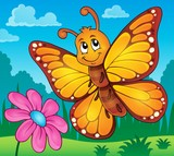 Happy butterfly topic image 2