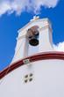 Obrazy na płótnie, fototapety, zdjęcia, fotoobrazy drukowane : Bell on greek island
