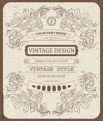 vector-cool-hipster-beautiful-invitation-vintage-typographic-template