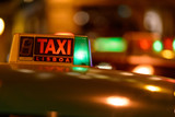 Fototapety Taxi sign