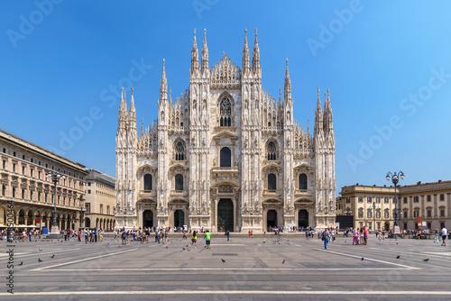 Foto op Canvas Milan Milan Duomo, Milan, Italy