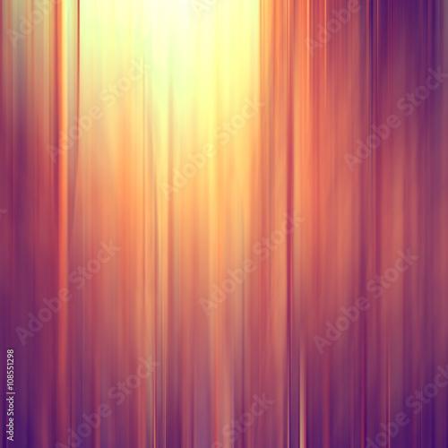 Foto op Plexiglas Crimson orange gradient line sunset