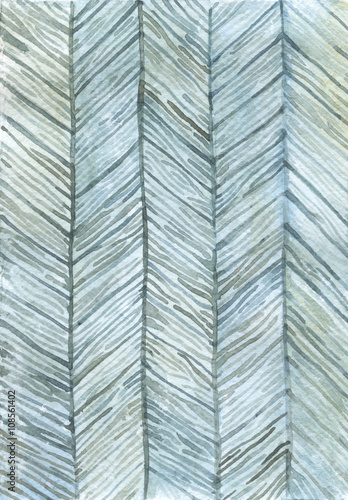 Wood texture. watercolor - 108561402
