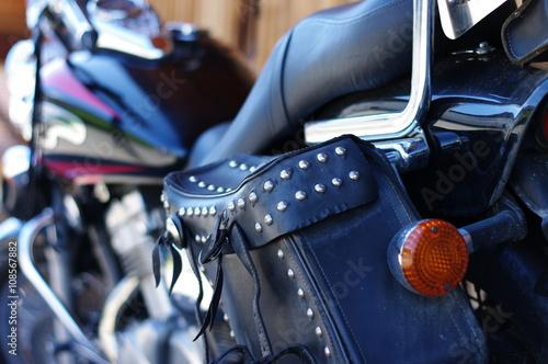 obraz lub plakat Motorrad Saison