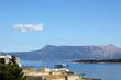 Obrazy na płótnie, fototapety, zdjęcia, fotoobrazy drukowane : ferry boat sailing near Corfu island summer vacation