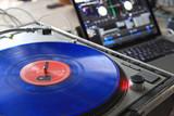 tocadiscos giradiscos disc jockey pinchadiscos 4006-f16