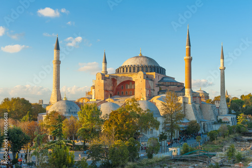 Poster Hagia Sophia