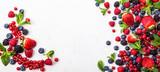 Fototapety Fresh berries