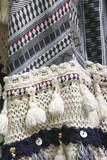 Tassels fashion detail
