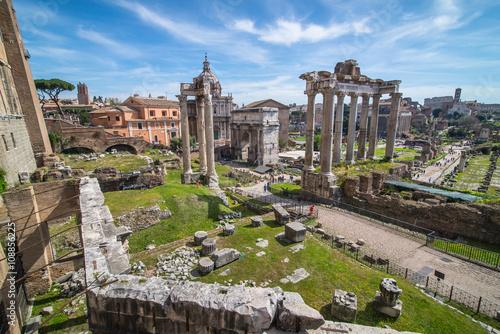 Fototapeta Forum Romanum