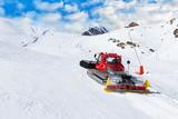 Ski resort maintenance