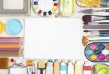 Fototapety Painting equipment
