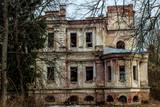 руины, заброшенный дом
