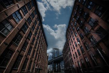 Manhattan's bridge