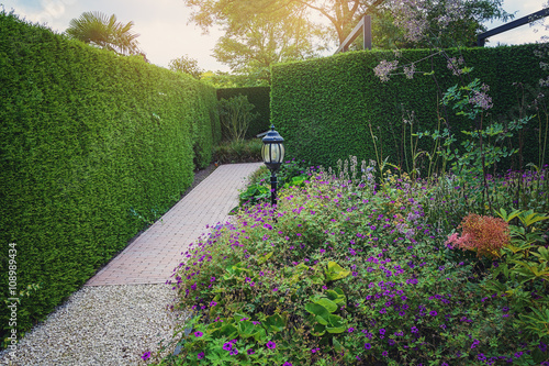 Beautiful garden idea. Poster
