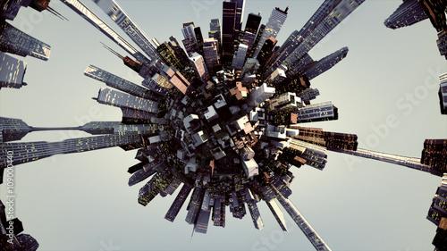 Round City Concept - 109000440