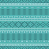 Seamless vector pattern.  Traditional ethno background in blue colors. Series of National, Folk, Ethnic and Traditional Seamless Patterns.