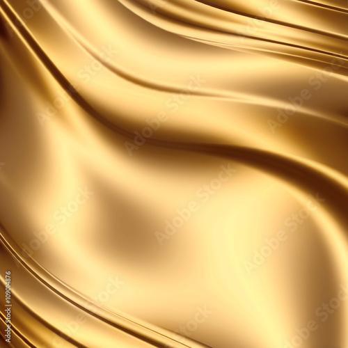 Fotobehang Stof golden canvas designers backdrop