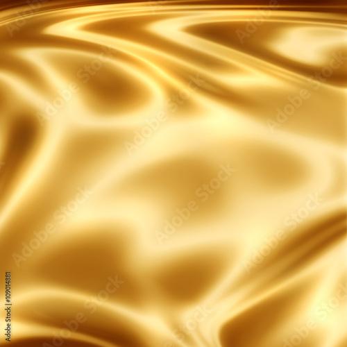 Fotobehang Stof golden fabric designers backdrop