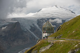 Grossglockner mountain with Glacier Pasterze, Hohe Tauern National Park, Carinthia, Austria 1