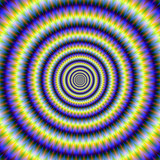 Hypnotic Concentric Rings - 109181047