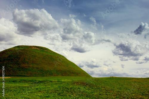Fototapeta Krakus Mound. Krakow.Poland.