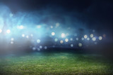 Football stadium background - 109405844